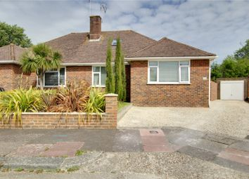 Thumbnail 3 bed bungalow for sale in Greyfriars Close, Worthing, West Sussex