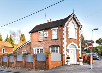 Thumbnail 3 bed detached house for sale in Long Hill Road, Ascot, Berkshire