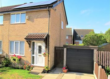 Thumbnail 2 bed semi-detached house for sale in Ivanhoe Mews, Swallownest, Sheffield