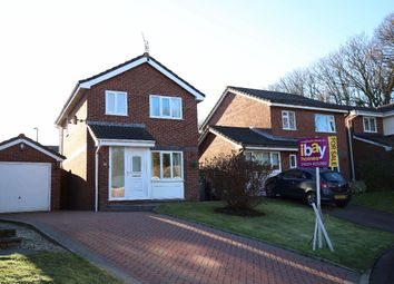 Thumbnail 3 bed detached house for sale in Berwick Way, Heysham, Morecambe