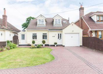 Thumbnail 4 bed detached house for sale in Hook End Road, Hook End, Brentwood