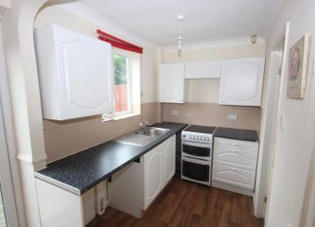 Thumbnail 2 bed terraced house to rent in Wawne Lodge, Bransholme, Hull