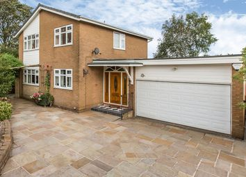 Thumbnail 4 bed detached house for sale in Daisybank Drive, Congleton, Cheshire