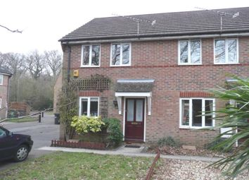 Thumbnail 2 bed terraced house to rent in Sorrel Drive, Whiteley, Fareham