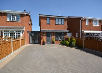 Thumbnail 3 bed link-detached house for sale in Woodbridge Road, Westbury Park, Clayton