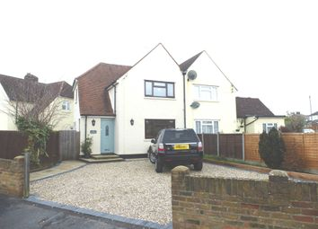 Thumbnail 2 bedroom semi-detached house for sale in Lilac Road, Hoddesdon