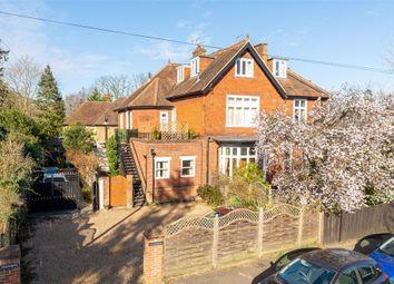 Cornerways, Devonshire Road, Weybridge, Surrey KT13. 2 bed flat for sale