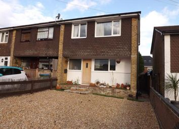 Thumbnail 3 bed end terrace house for sale in Sarisbury Green, Southampton, Hampshire