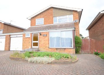 Thumbnail 3 bed link-detached house to rent in Veronica Close, Basingstoke