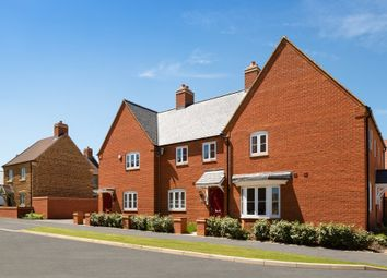 "Thumbnail 3 bed terraced house for sale in ""Archford"" at Poppyfields Way, Brackley"