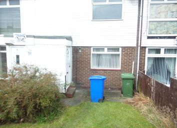 Thumbnail 2 bedroom flat for sale in Holystone Avenue, Blyth