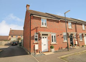 Thumbnail 2 bed end terrace house for sale in Saddlers Close, Billingshurst