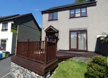 Thumbnail 3 bed semi-detached house for sale in Maesbrith, Dolgellau