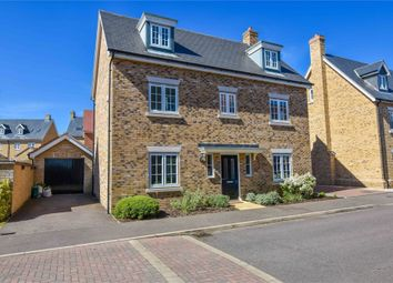 Thumbnail 5 bedroom detached house for sale in Axial Drive, Colchester, Essex