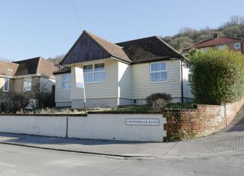 Thumbnail 3 bed detached bungalow for sale in Farthingloe Road, Dover