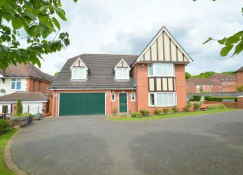 Thumbnail 5 bed detached house for sale in Fleetwood Close, Redditch