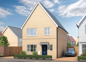 """Thumbnail 4 bed property for sale in """"The Elsenham"""" at Yarrow Walk, Red Lodge, Bury St. Edmunds"""
