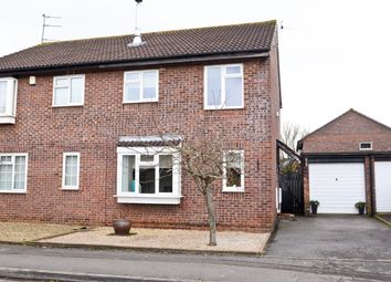 Thumbnail 3 bedroom semi-detached house for sale in Press Moor Drive, Barrs Court, Bristol
