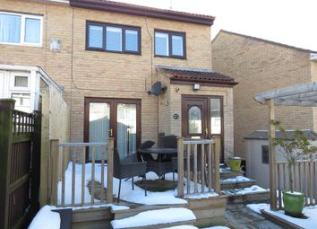 Thumbnail 2 bed end terrace house for sale in Ashford Way, Kingswood, Bristol