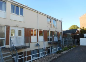 Thumbnail 2 bed flat to rent in Windsor Road, Barnstaple