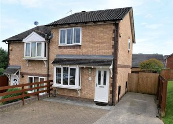 Thumbnail 2 bedroom semi-detached house for sale in Trem Y Garth, Llanharry