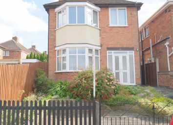 Thumbnail 3 bed detached house to rent in The Parkway, Leicester