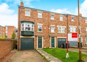 Thumbnail 4 bed semi-detached house for sale in Kirkwood Drive, Sheraton Park, Nevilles Cross, Durham