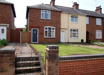 Thumbnail 2 bed end terrace house for sale in Woods Lane, Burton-On-Trent, Staffordshire