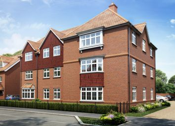 Thumbnail 2 bed flat for sale in Formby Road, Halling