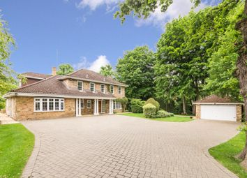 Thumbnail 5 bedroom detached house to rent in Old Avenue, West Byfleet