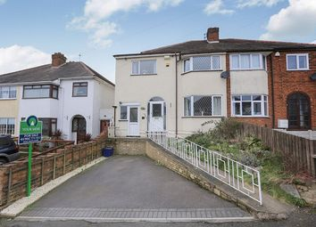Thumbnail 3 bed semi-detached house for sale in Corfe Road, Bilston