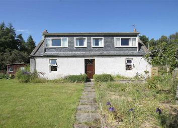 Thumbnail 4 bed detached house for sale in Auchenhalrig, Spey Bay, Fochabers