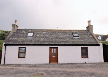 Thumbnail 2 bedroom cottage for sale in Earl Street, Portgordon