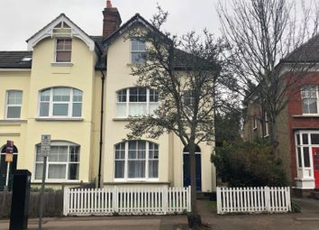 Thumbnail 1 bed flat for sale in Flat 3, 38 St. James Road, Sutton, Surrey