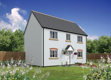 Thumbnail 3 bed semi-detached house for sale in Tregony Road, Probus, Truro