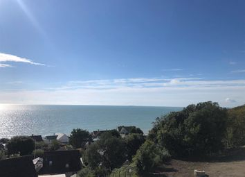 Thumbnail 3 bed flat for sale in Encombe, Sandgate, Folkestone