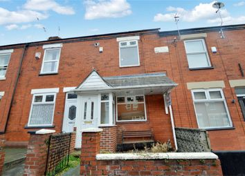 Thumbnail 2 bed terraced house to rent in Alldis Street, Stockport, Cheshire
