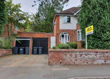 3 bed semi-detached house to rent in Jacey Road, Edgbaston, Birmingham B16