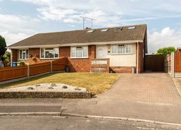 Thumbnail 4 bed bungalow for sale in Gainsborough Close, Sittingbourne