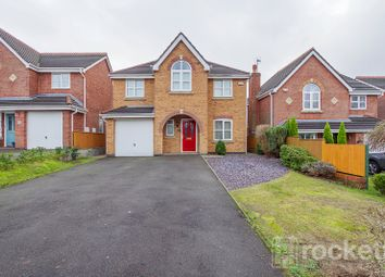 Thumbnail 4 bed detached house to rent in Wayside Avenue, May Bank, Newcastle-Under-Lyme