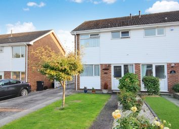 Thumbnail 3 bed semi-detached house for sale in Capenor Close, Portishead, Bristol
