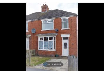 Thumbnail 3 bed semi-detached house to rent in Burn Road, Scunthorpe