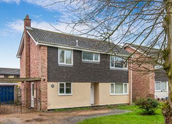 Thumbnail 4 bed detached house for sale in Bellrope Lane, Roydon, Diss