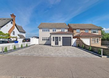 Thumbnail 4 bed detached house for sale in High Road, North Stifford, Grays