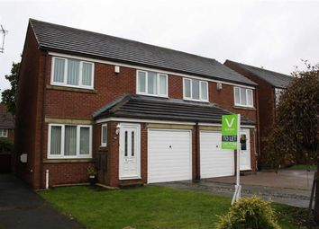 Thumbnail 3 bed semi-detached house to rent in Highfield Rise, Chester Le Street, County Durham