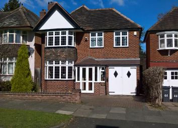 Thumbnail 4 bed detached house for sale in The Hurst, Moseley, Birmingham