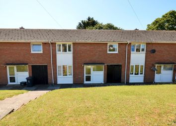 Thumbnail 3 bed terraced house to rent in York Close, Exmouth, Devon