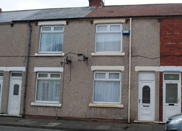 Thumbnail 2 bed terraced house for sale in Rugby Street, Hartlepool, Cleveland