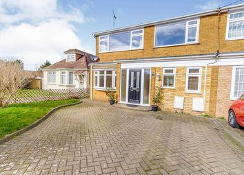 Chestnut Avenue, Chatham, Kent ME5. 3 bed semi-detached house for sale