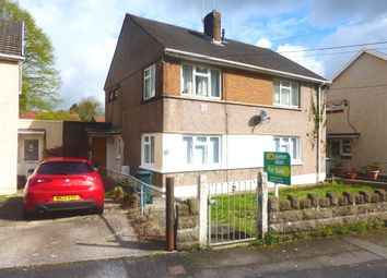 Thumbnail 2 bed flat for sale in Dan Y Bryn, Tonna, Neath